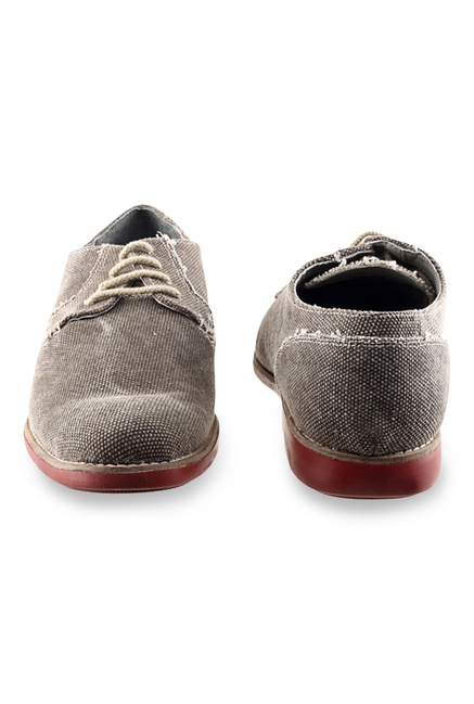 Ruosh Brown Derby Shoes