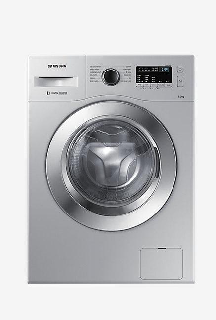 Samsung WW60M226K0S 6 Kg Front Load Washing Machine (Silver)