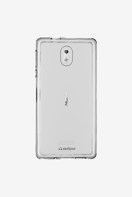 Stuffcool Blendo Hybrid Hard Back Cover for Nokia 3