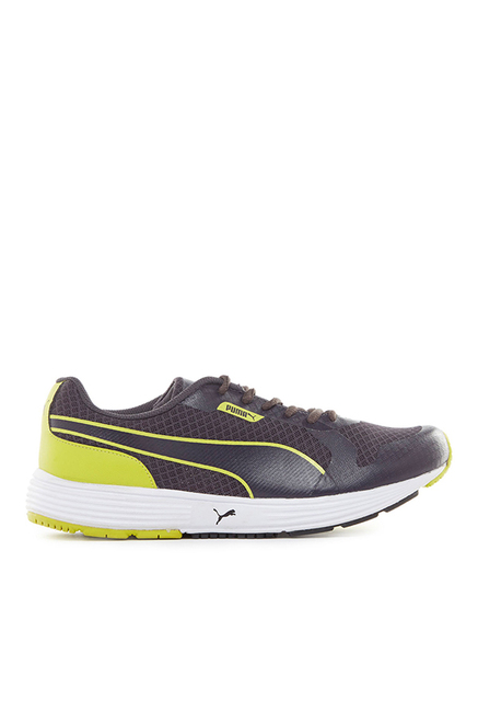 Buy Puma Future Runner DP Periscope   Yellow Running Shoes for Men at Best  Price   Tata CLiQ 9dac93f9d16b