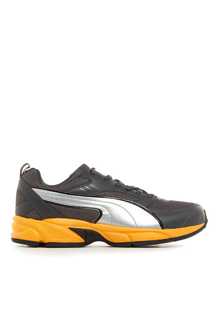 fed74d0f673 Buy Puma Atom Fashion III DP Dark Shadow   Silver Running Shoes for Men at  Best Price   Tata CLiQ