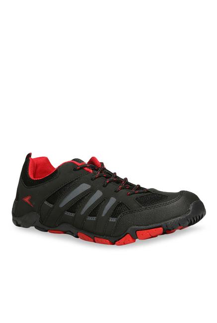 Lionel Black \u0026 Red Outdoor Shoes