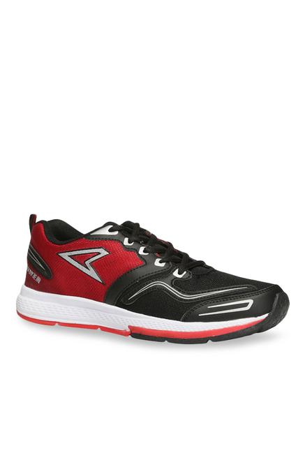 Power Smith Red \u0026 Black Training Shoes