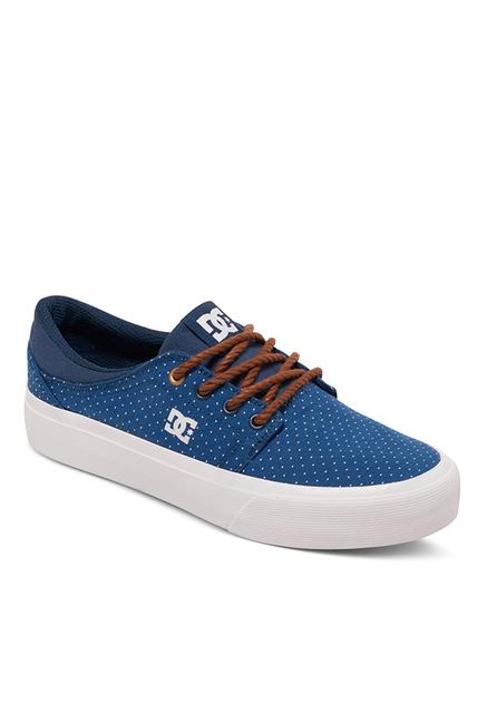 DC Trase TX SE Blue Sneakers