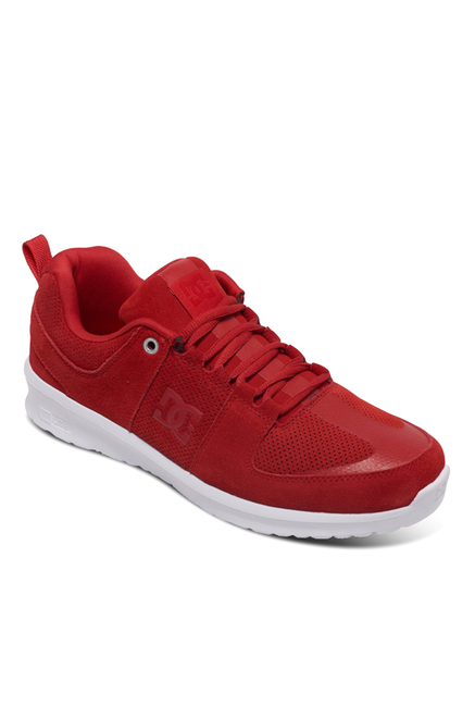 DC Lynx Lite Red Training Shoes