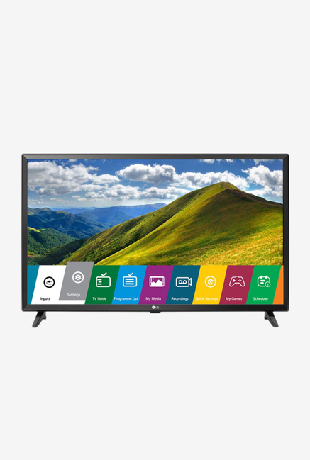 LG 32LJ542D 80 cm  32 Inches  HD Ready LED TV  Black  LG Electronics TATA CLIQ