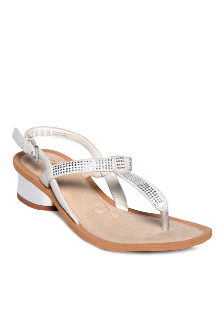 4eeae74d7d16 Buy Clarks Coral Reef Oyster T-Strap Sandals for Women at Best ...