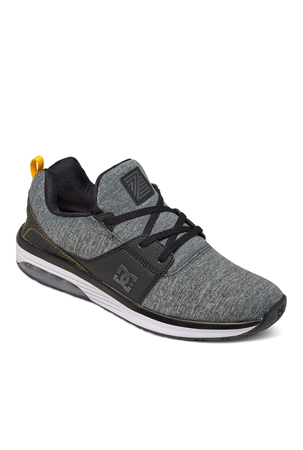 Buy DC Heathrow IA JS Grey   Black Training Shoes for Men at Best ... 38eda23acf