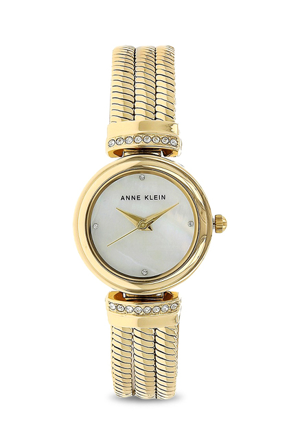 dcfba375b Buy Anne Klein AK2758MPGBJ Analog Watch for Women at Best ...