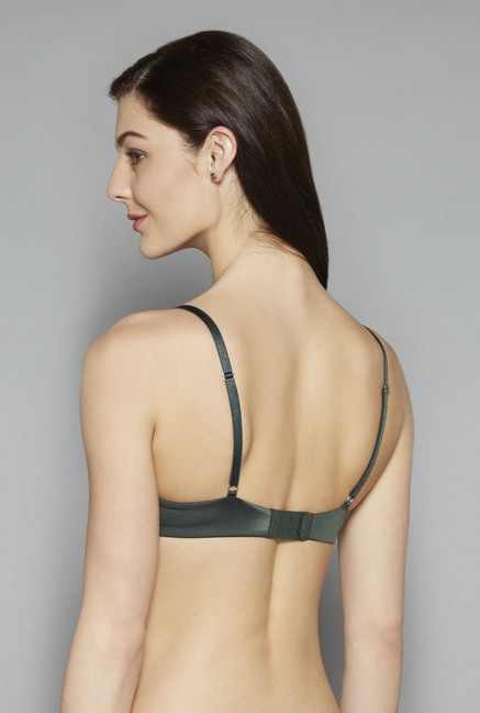 Wunderlove by Westside Emerald Green Adele Bra
