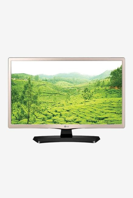 LG 60 cm (24 inches) HD Ready LED TV 24LJ470A (Gold)
