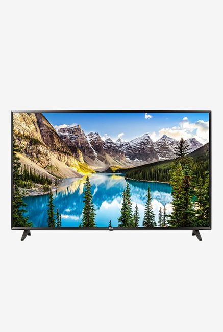 LG 49UJ632T 123 cm (49 inches) Smart 4K Ultra HD LED TV Black