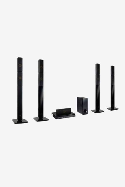 LG LHB655NW 5.1 CH 3D Blu-ray/DVD Home Theater System(Black)