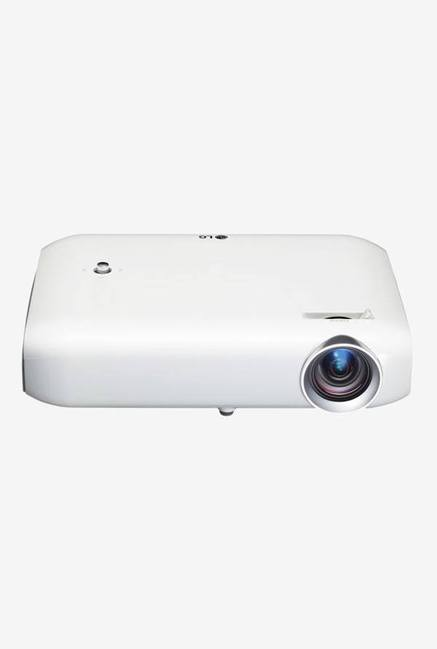 359fdc8ef5ee17 Buy LG PW1000G 1000 Lumen LED Projector (White) Online At Best ...