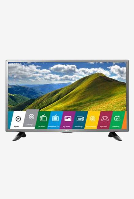 LG 32LJ525D 80cm  32   HD Ready LED TV  Black
