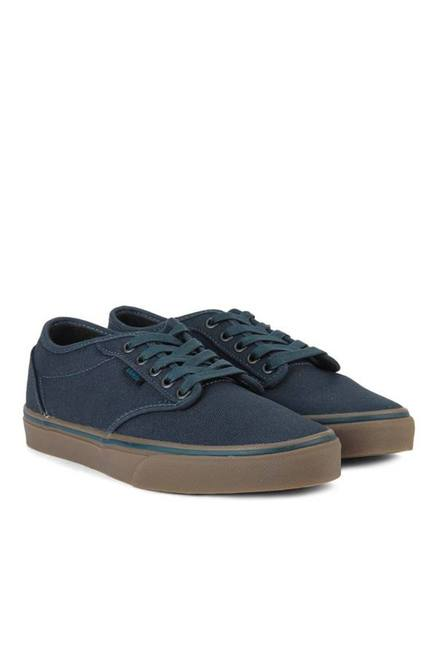 fba493d99d Buy Vans Atwood Navy Sneakers for Men at Best Price   Tata CLiQ