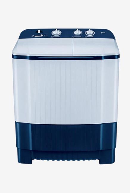 LG P7252N3FA 6.2Kg Semi Automatic Washing Machine(Dark Blue)