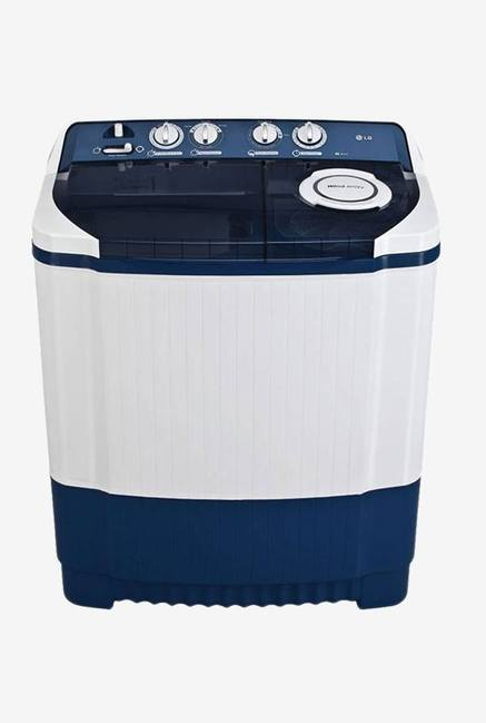 LG P9037R3SM 8 Kg Semi Automatic Washing Machine (Dark Blue)