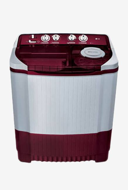 LG P8541R3SA 7.5Kg Semi Automatic Top Load Washing Machine  Burgandy