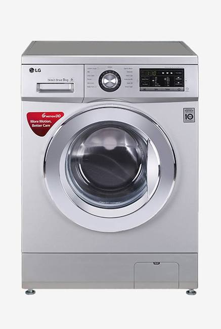 LG FH4G6VDNL42 9 Kg Fully Automatic Washing Machine (Silver)