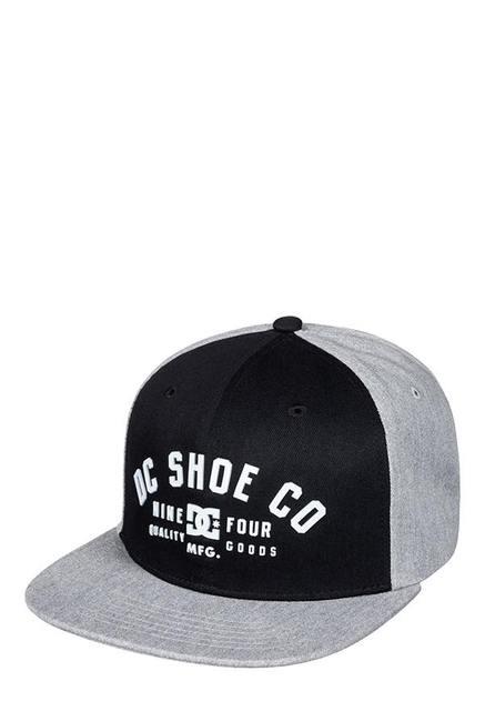 7b6bf48d0e5e Buy garver grey black cotton baseball cap for men at best price tata cliq  jpeg 437x649