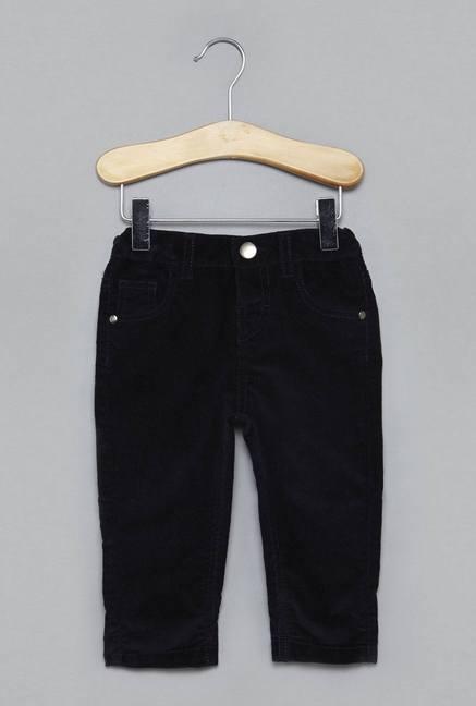 d1801697d253 Buy Baby HOP by Westside Navy Twist Corduroy Pants for Infant Boys ...