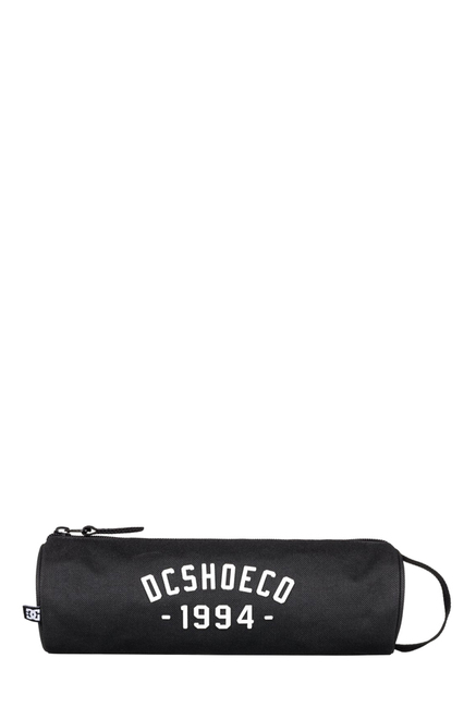 DC Tank Black Solid Polyester Pouch