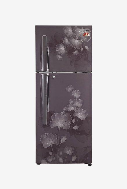 LG GL-I322RGFL 308L 4 Star Refrigerator (Graphite Florid)