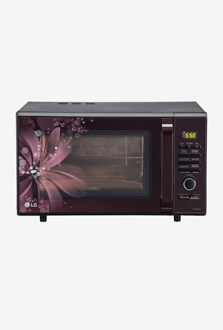LG Mc2886BRUM 28-Ltr Convection Microwave Oven Black