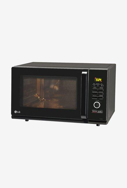 LG Mc3286BLT 32-Ltr Convection Microwave Oven Black