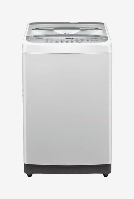 LG T7577TEEL 6.5 kg Fully Automatic Washing Machine (White)