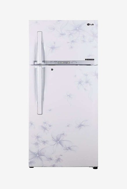 LG T522GDWL 470 L Double Door Refrigerator (Daffodil White)