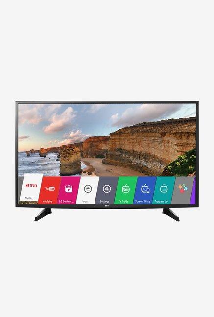 LG 43LH576T 108 cm (43 Inch) Full HD Smart TV (Black)