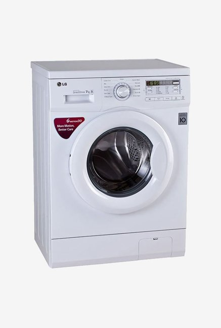 LG FH0B8QDL22 7 Kg Front Load Washing Machine (Blue White)