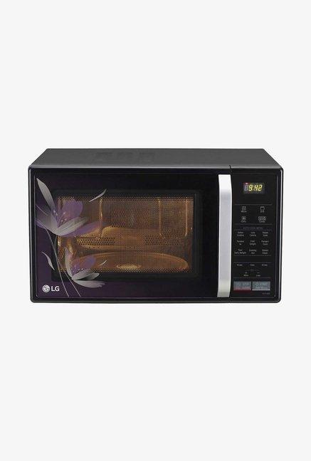 LG MC2146BP 21L Convection Microwave Oven (Black)