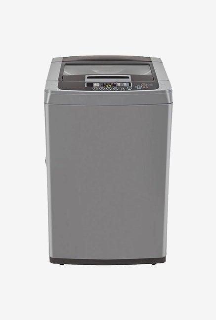 LG T8067TEDLH 7 Kg Washing Machine (Middle Free Silver)