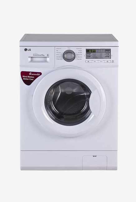 LG FH0B8NDL2 6Kg Front Load Washing Machine (Blue White)