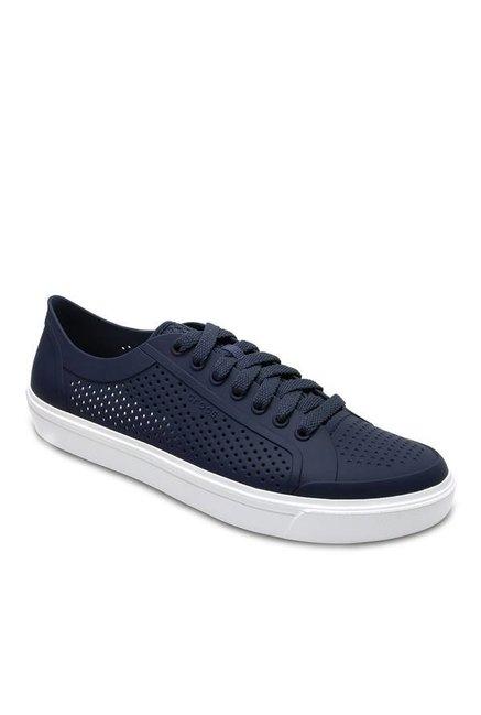 d9a0e72ab92 Buy Crocs Citilane Roka Court Navy Sneakers for Men at Best Price   Tata  CLiQ
