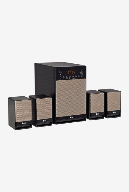 LG Boom Blast LH64G 4.1 Bluetooth Speaker System (Gold)