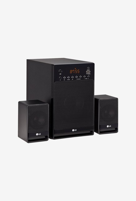 LG Boom Blast LH62B 2.1 Bluetooth Speaker System (Black)
