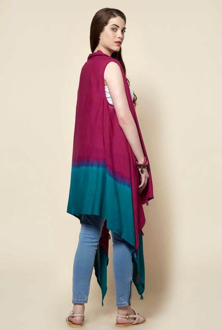 Zudio Teal Shrug
