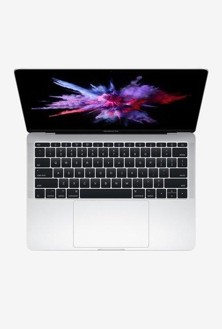 Apple MPXR2 MacBook Pro 7thGen i5/8 GB/128 GB/13 inch/Sierra Silver