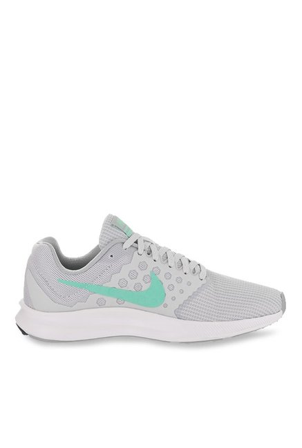 784fce66931 Buy Nike Downshifter 7 Grey Running Shoes for Women at Best Price ...