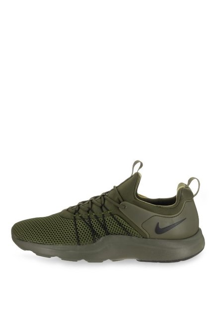 Buy Nike Darwin Olive Running Shoes for Men at Best Price