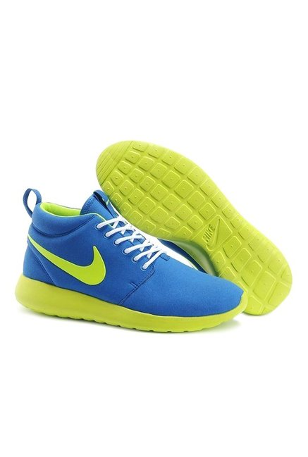 differently 3e9ce db9e6 Buy Nike Roshe One Blue Running Shoes for Men at Best Price ...
