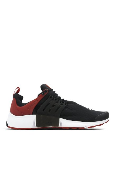 110cdf2d2f79 Buy Nike Air Presto Essential Black Running Shoes for Men at Best ...