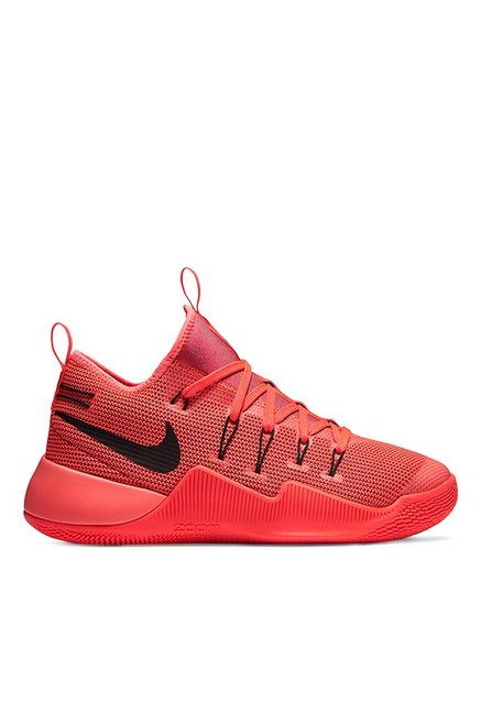 the best attitude 4aaa9 6427d Buy Nike Hypershift Red Basketball Shoes for Men at Best Price   Tata CLiQ