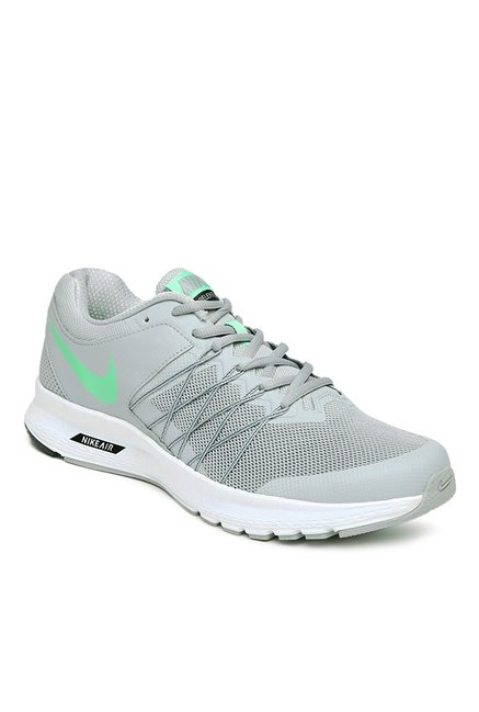 taza Gastos Playa  Buy Nike Air Relentless 6 MSL Light Grey Running Shoes for Men at Best  Price @ Tata CLiQ