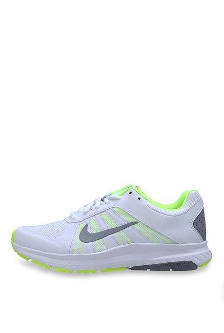 Nike Dart 12 MSL White Running Shoes