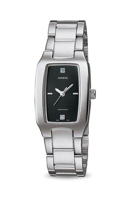 Casio LTP-1165A-1C2DF Enticer Analog Watch for Women